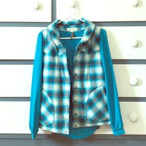 859cb99f957a8 Blouse and Vest Combo